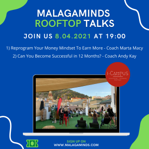 Malagaminds Innovation campus event